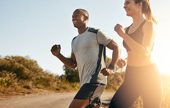 Image result for running happy