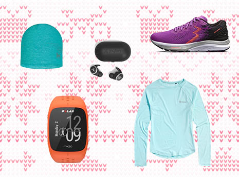 The Best Holiday Gifts for Women Who Run