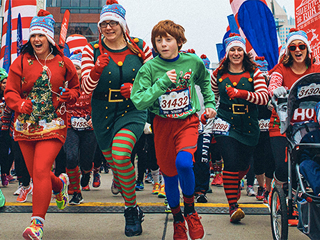 The Best Holiday Races of 2017