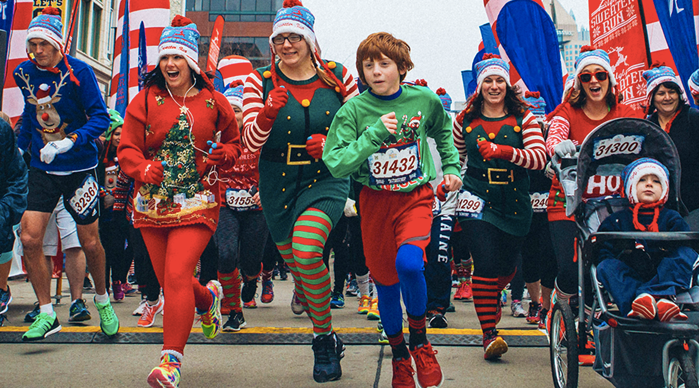 The Best Holiday Races of 2017 | ACTIVE