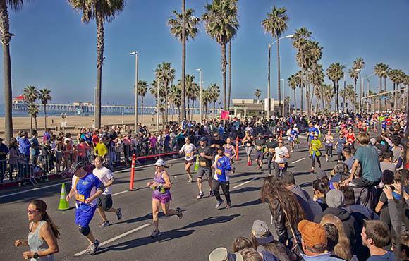 huntington beach half marathon