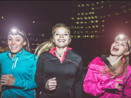 The Best and Brightest Gear to Light Up Your Nighttime Runs