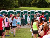 The Runner's Guide to Porta-Potty Etiquette