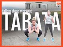 Follow Along With This Tabata Workout for Runners