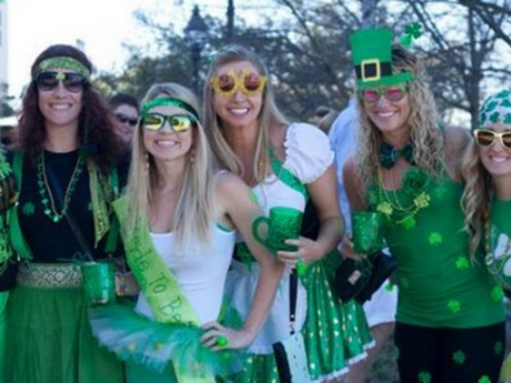 The Best St. Patrick's Day Races to Run In 2018