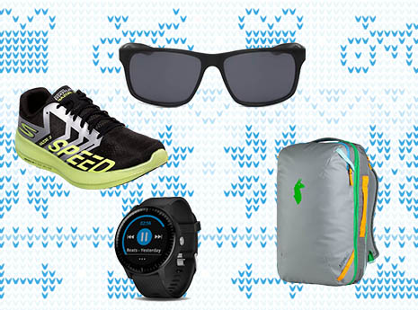 The Best Holiday Gifts for Guys Who Run