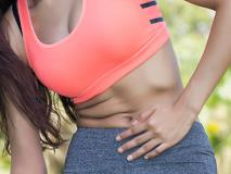 Prevent and Treat Abdominal Pain from Running
