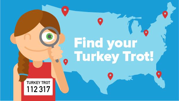 Turkey Trots 2017