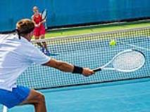 The Best Footwork for Serve and Volley