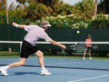 Tennis Movement Tip: How to React to the Ball Faster