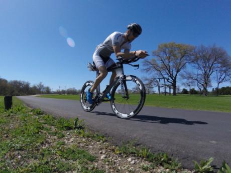IMTX en bicicleta 460