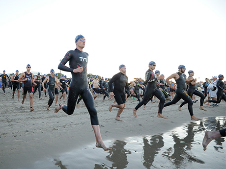A 12-Week Triathlon Training Plan For Beginners