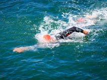 How to Draft in Open Water Swimming