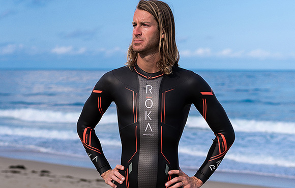 8012ed3cd18 ROKA has broken the mold once again by designing a high-end wetsuit that  centers around arm movement. The arms-up design promotes mobility and arm  ...