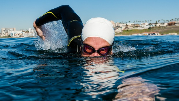 Fitness Technique And Open Water The Triathlon Swimming