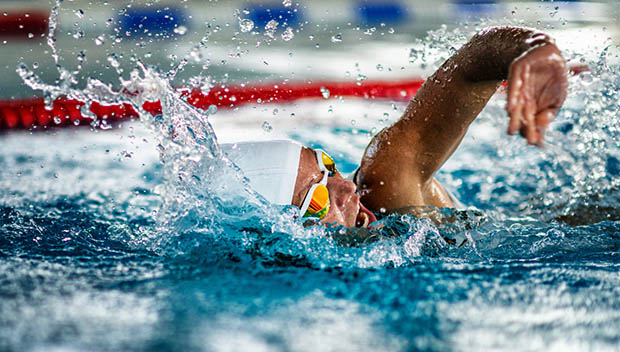 A swim training plan for beginner triathletes active - Swimming pool management software ...