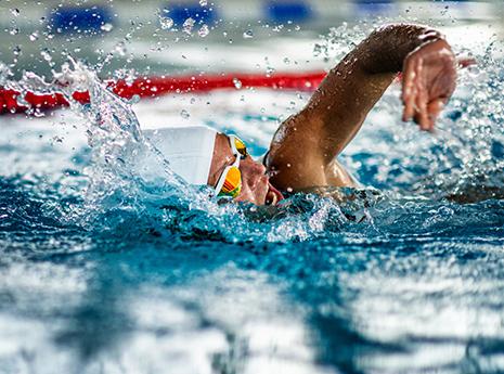 A Swim Training Plan for Beginner Triathletes