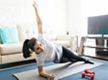 At-Home Bodyweight Exercises for Triathletes