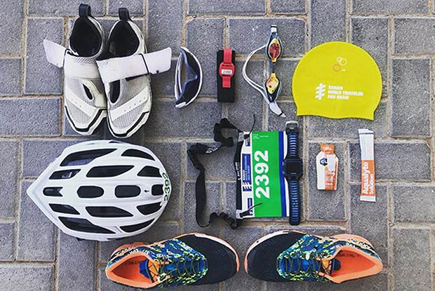 d78ade4331c How to Avoid Race Day Mistakes. By Greg Kaplan. tri-gear