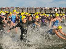 Awesome Triathlons With Ocean Swims