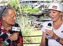 Breakfast With Bob From the IRONMAN World Championship: Daniela Ryf