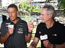 Breakfast With Bob From the IRONMAN World Championship: Dave Scott and Mark Allen