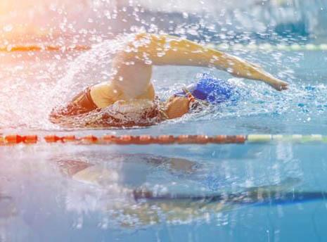 10 Steps to Improving Your Triathlon Swim