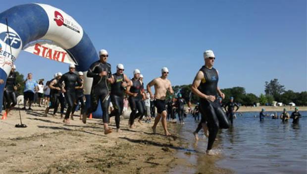 Folsom Lake Triathlon