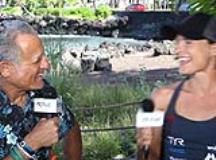 Breakfast With Bob From the IRONMAN World Championship: Sarah True