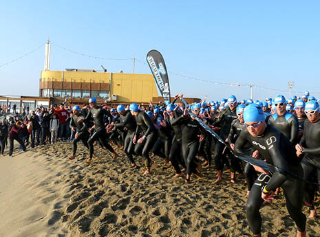 Everything You Need to Know Before Your First Triathlon Swim