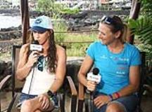 Breakfast With Bob From the IRONMAN World Championship: Lauren Parker and Laura Siddall
