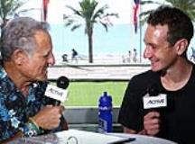Breakfast With Bob From the IRONMAN 70.3 World Championship: Alistair Brownlee