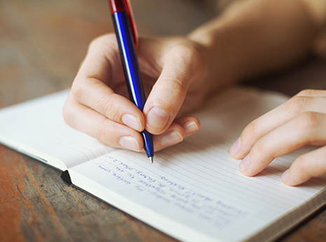 10 Reasons to Keep a Training Diary
