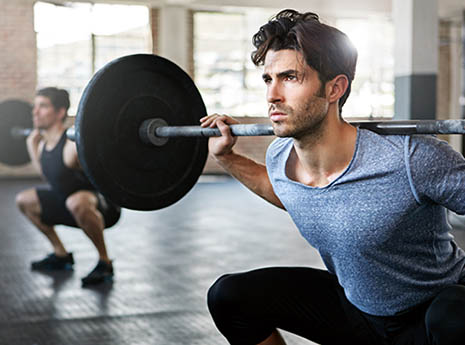 Mark Allen's 12 Best Strength Exercises