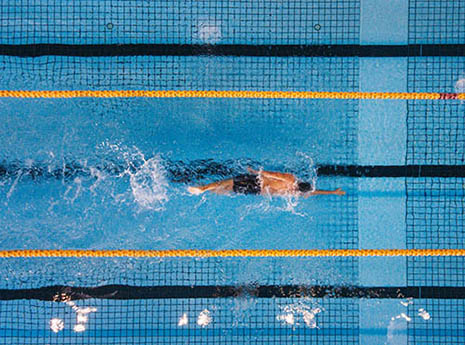 2 Top Swim Workouts for Triathletes