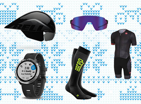 The 2018 Holiday Gift Guide for Triathletes