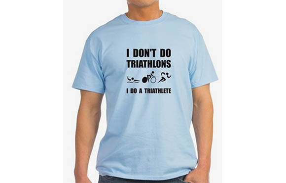 d577f215 27 of the Funniest Triathlon T-Shirts | ACTIVE