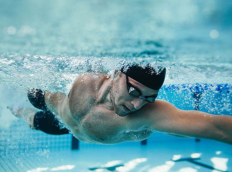30-Minute Swim Workouts for Triathletes