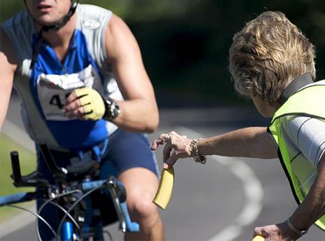 5 Race-Day Bike Tips for Triathletes