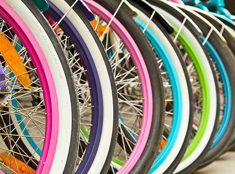 Bikes-front
