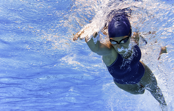 how to swim faster freestyle tips