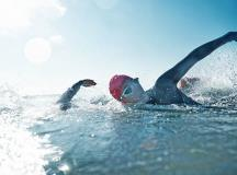 How to Swim Like a Triathlete (Not a Swimmer)