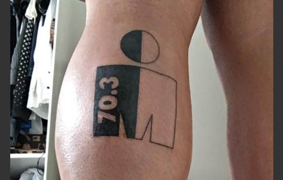18 awesome ironman triathlon tattoos | active