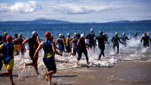 What to Expect During an Ocean Swim