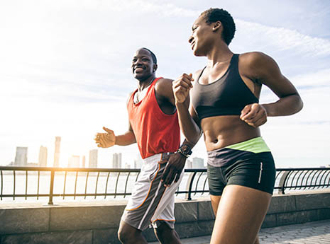 Do You Have a Strong Running Core?
