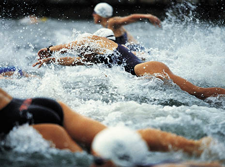 How Many Calories Does Swimming Burn?