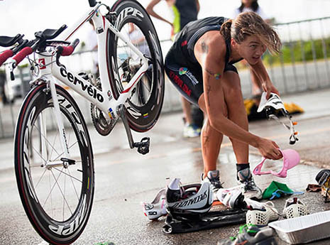 Tips for Racing a Triathlon in Adverse Conditions