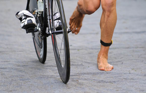 how to get faster on the bike