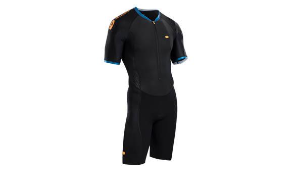 Orca 226 Kompress Race Winter Mens Tri Suit Cycling Running Swimming Triathlon Activewear