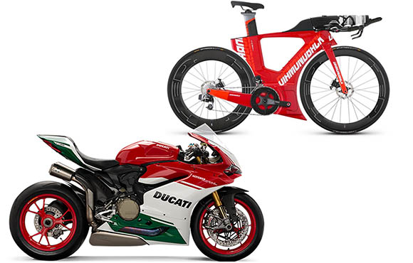 Photo Courtesy of Ducati, Diamondback